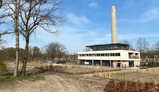 Stadspark Elisabeth Groen is af
