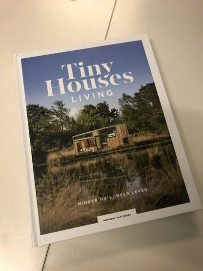 Tiny House in nieuw boek